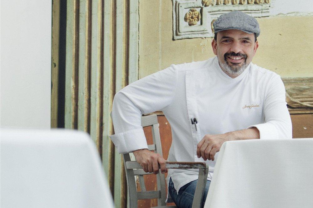 Jesús Sánchez, cocinero de cuna