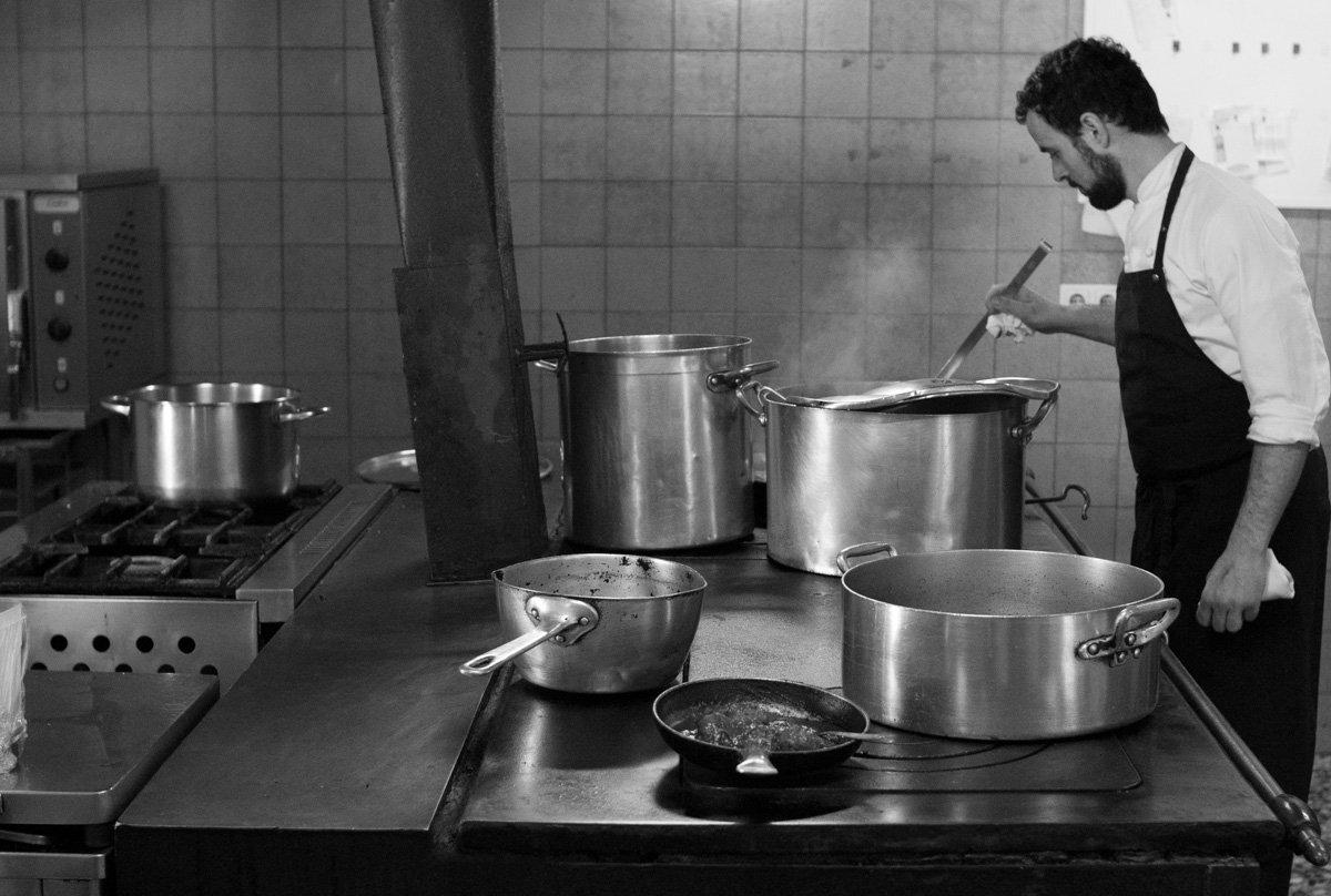 José Miguel Bonet, un renovador de la cocina ibicenca tradicional