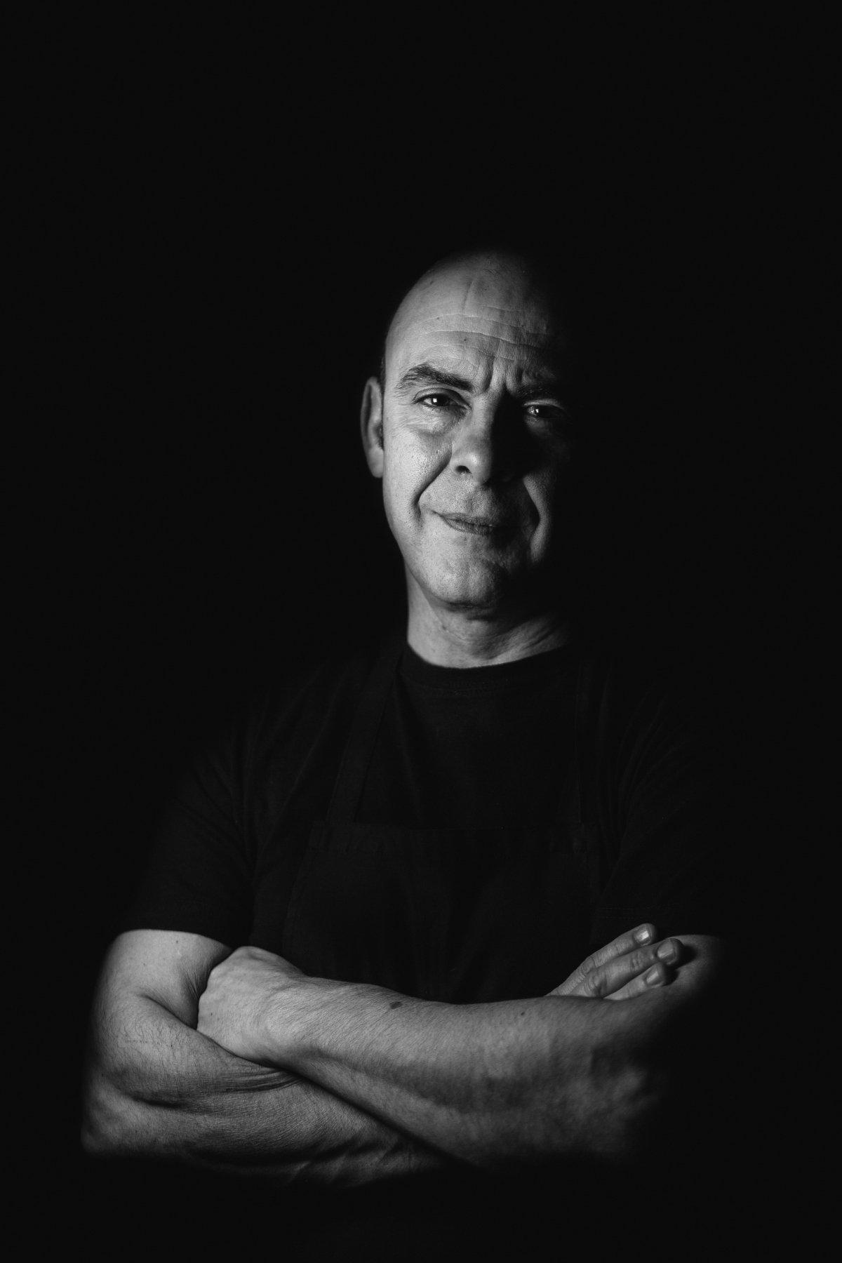 Retrato de Koldo Rodero