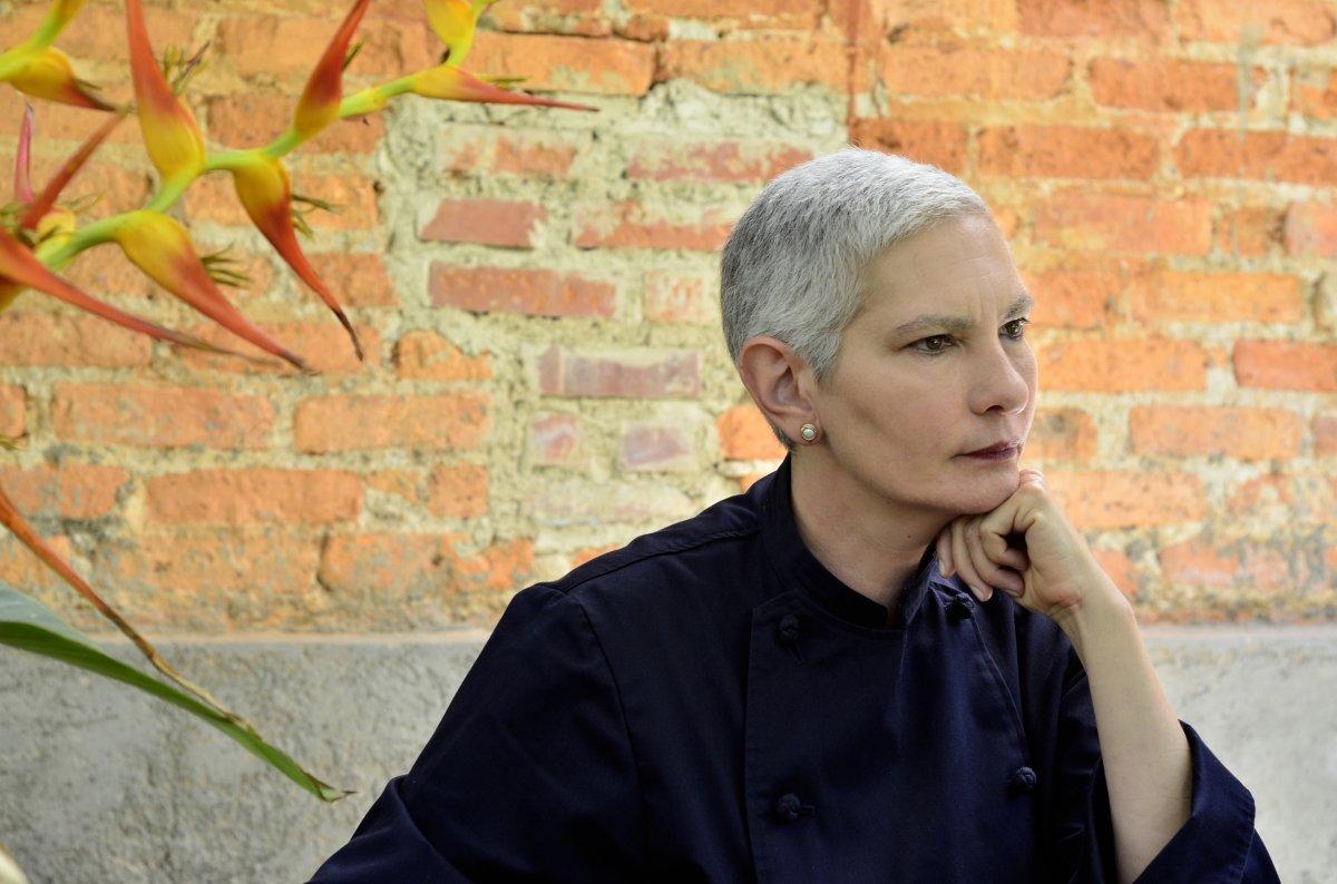 María Fernanda di Giacobbe, 'de la cocina de ciencia a la conciencia'