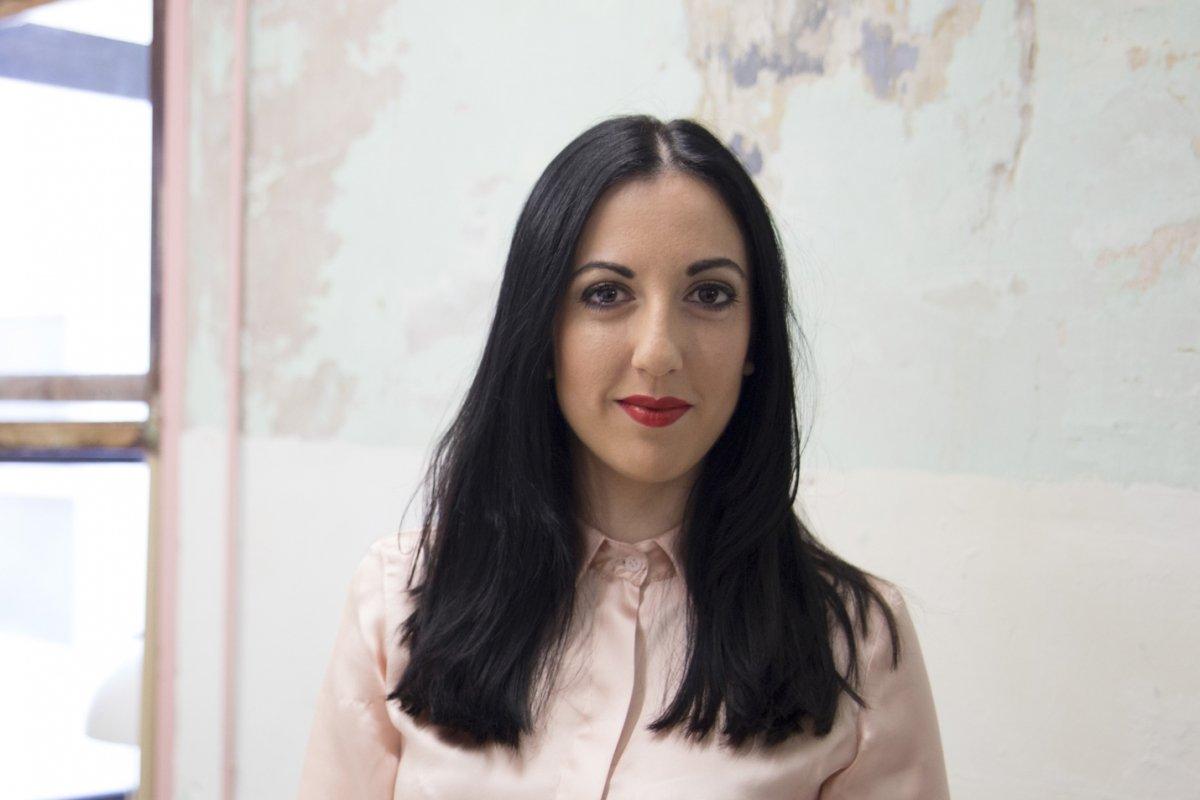Retrato de Marisol Salanova