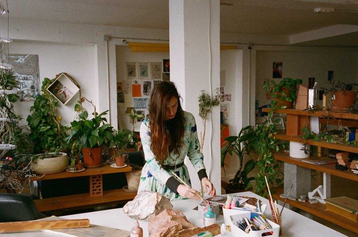 Raquel Quevedo, artista experimental y gastrónoma tradicional