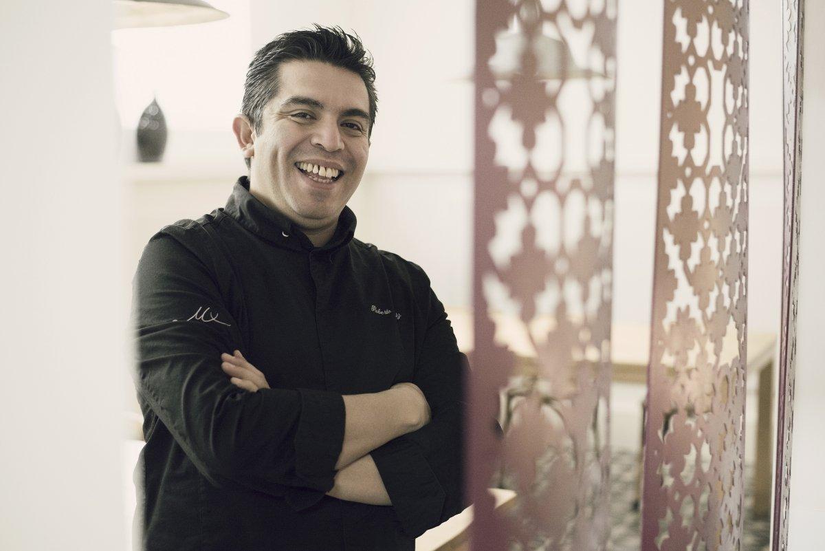 Roberto Ruiz y la búsqueda de los sabores auténticos
