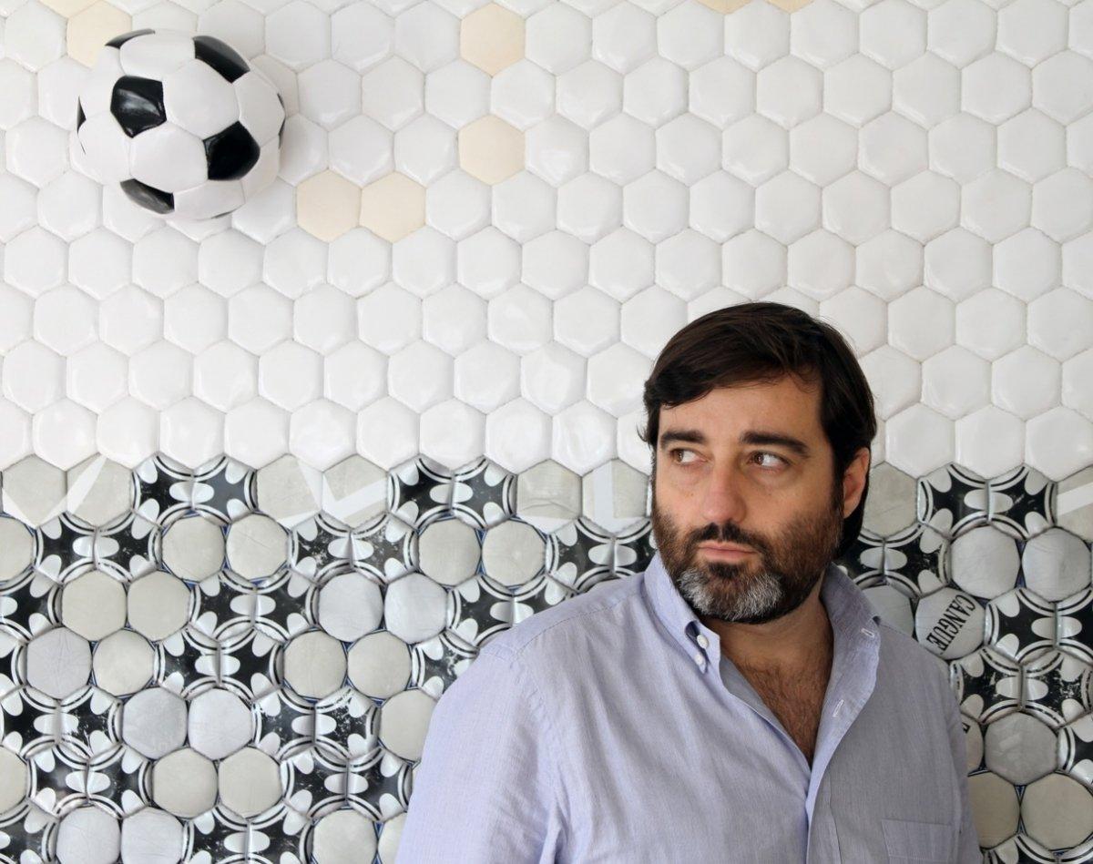 Sergio Adelantado, un gastrónomo de escuadra y cartabón