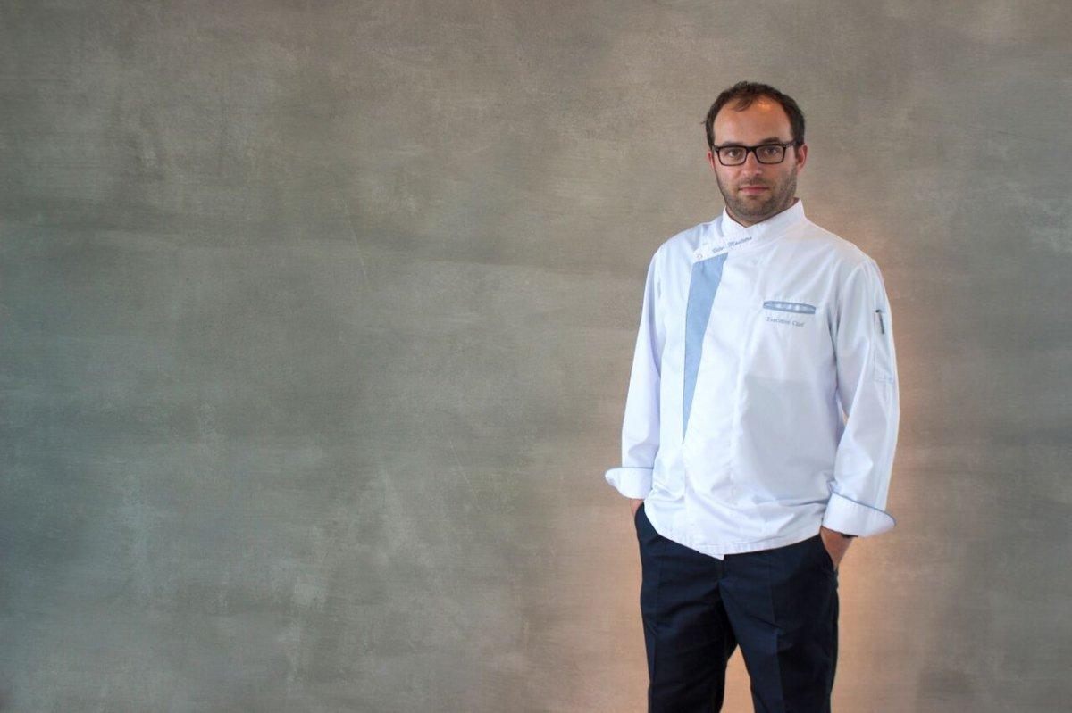 Vitor Monteiro: cocina simple, cocina en equipo