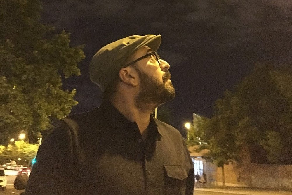 Retrato de Xavier Sancho