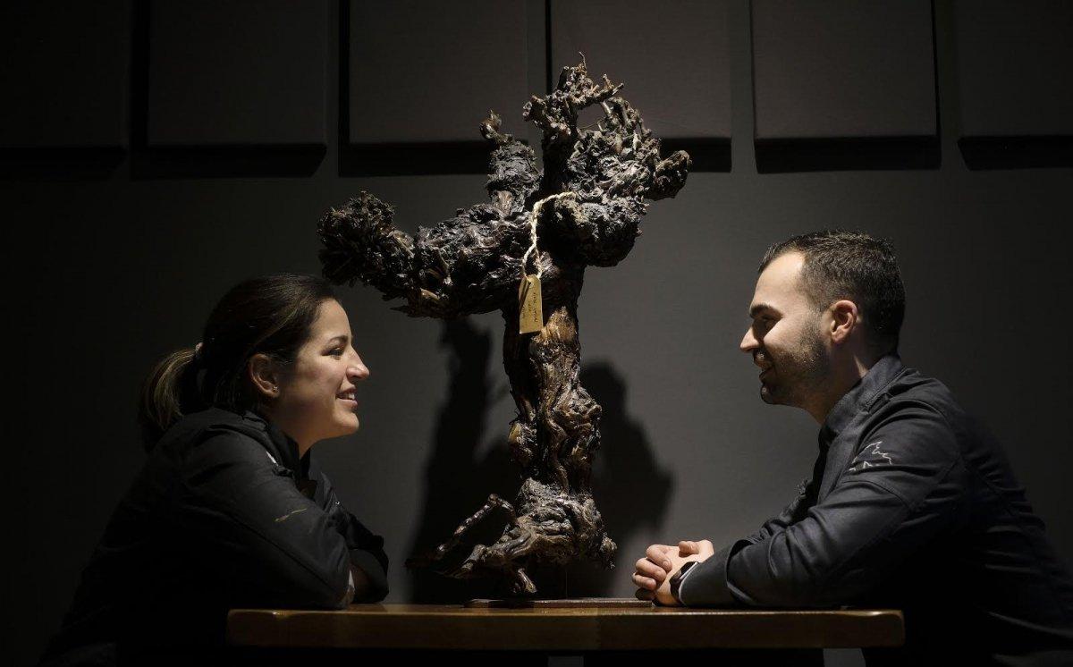 Rocío Parra y Alberto Rodríguez de En la Parra