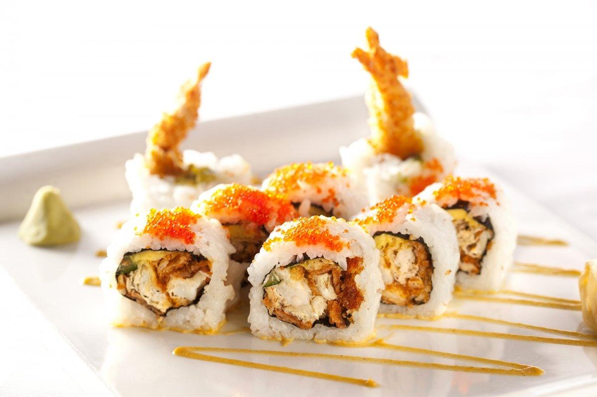 Roll de cangrejo de caparazón blando al curry de Ronda 14