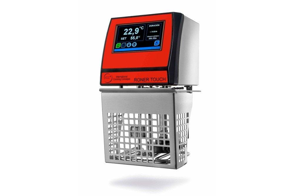 Roner, termostato para cocción al vacío a baja temperatura