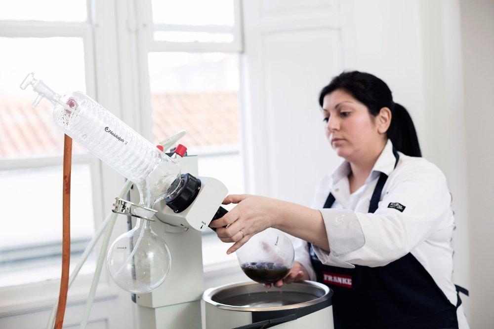 Qué es el rotavapor y cómo se usa