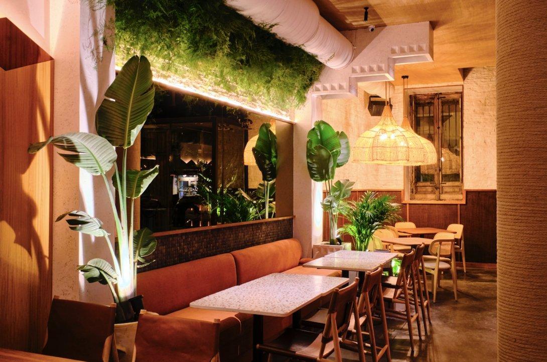 Sala comedor de Barracuda MX