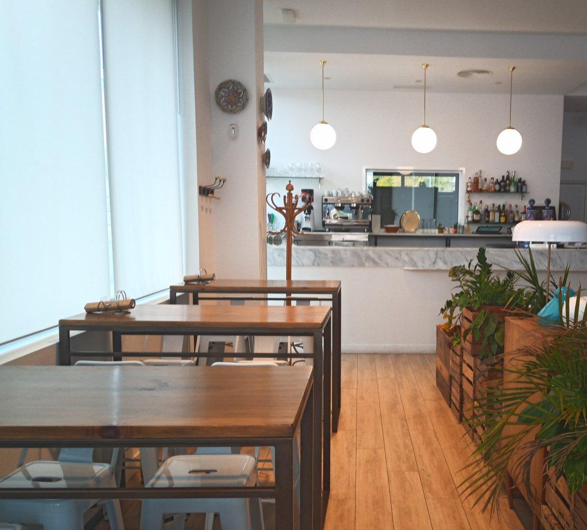 Sala comedor de Lamadrid