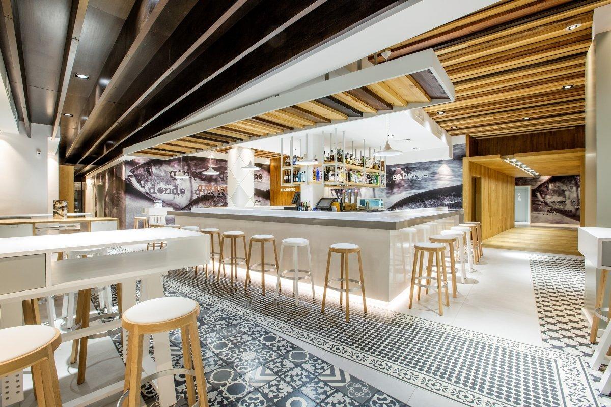 Restaurante El Campero, el templo barbateño del mejor atún rojo de almadraba