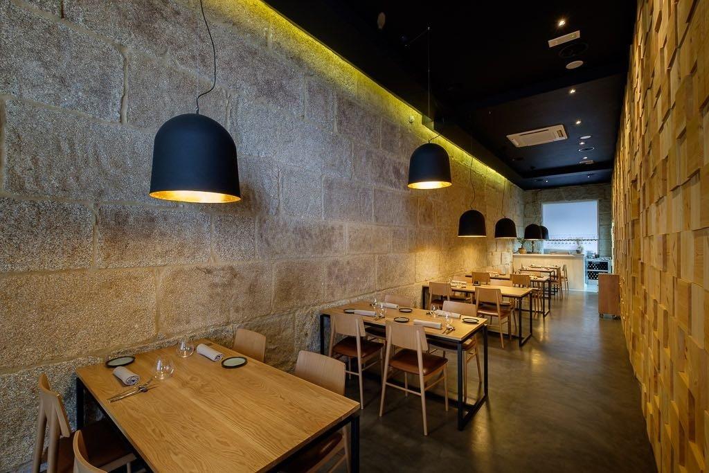 Sala principal del restaurante Maruja Limón