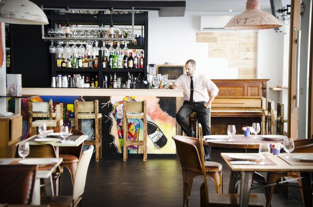 Back Tapas Bar & Restaurant, la versátil cocina de David Olivas