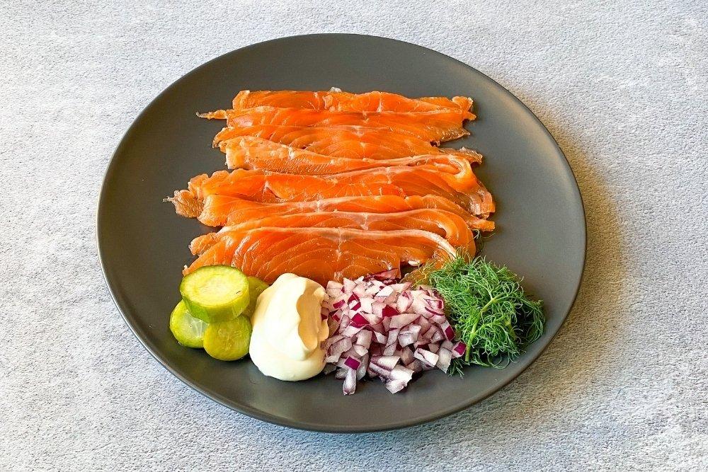salmon marinado - Salmã N Marinado Recetas