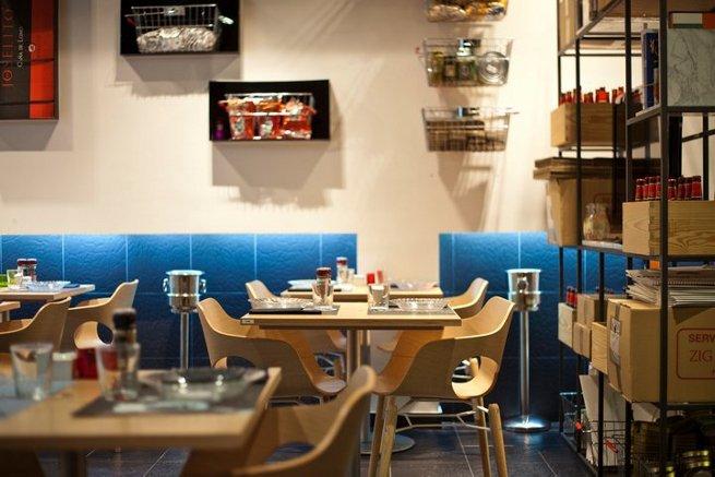 Restaurantes segundas marcas de grandes chefs
