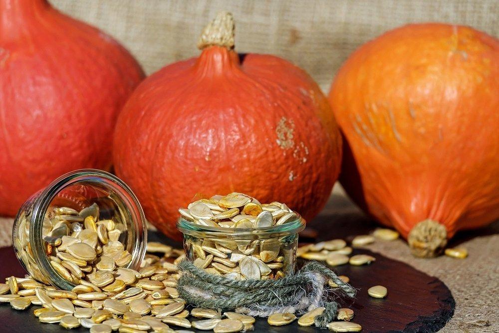 Pipas de calabaza: nutritivas y versátiles