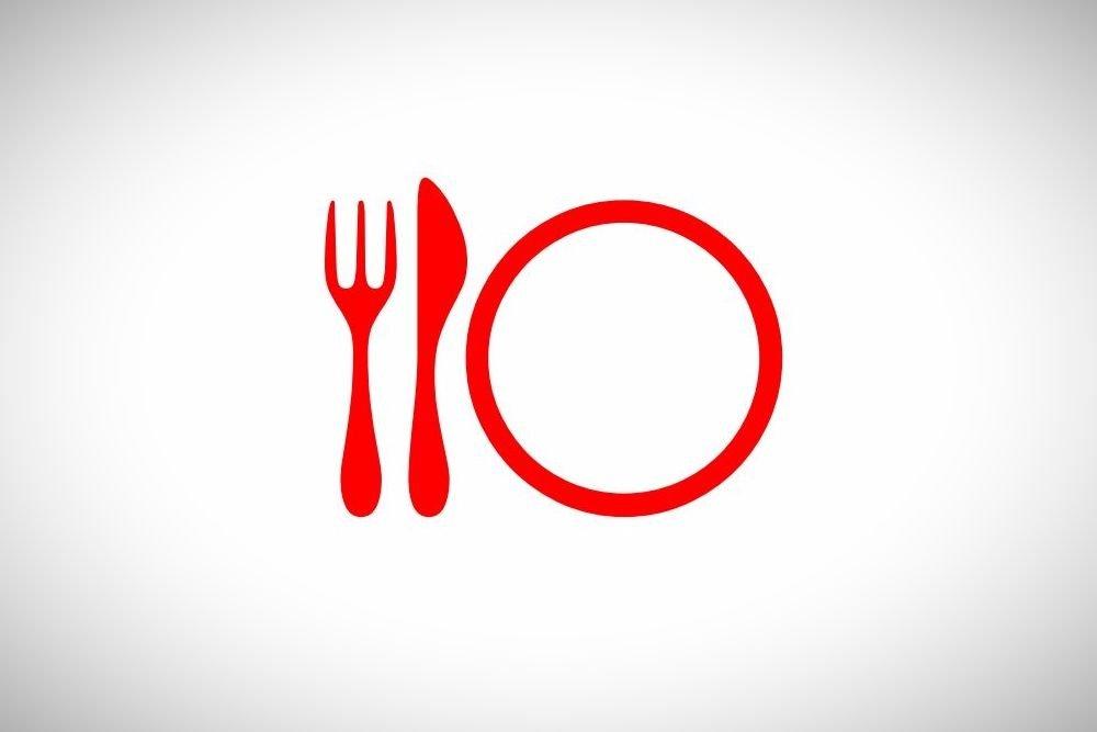 Símbolo del plato Michelin