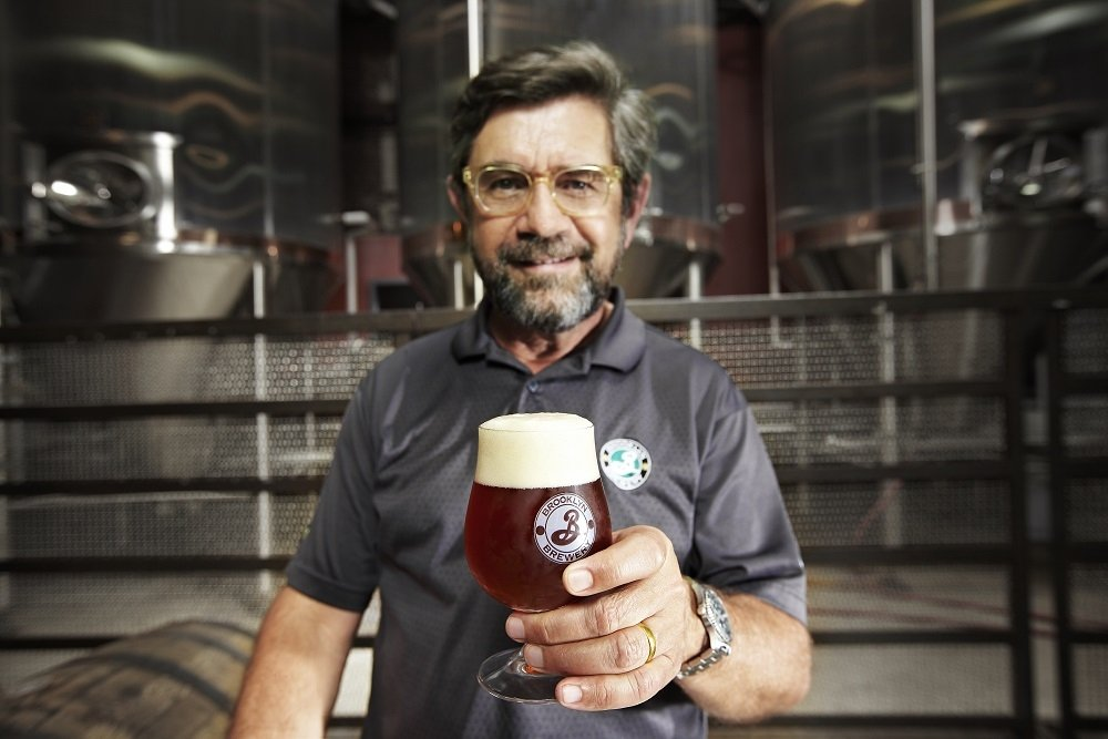 Steve Hindy, fundador de Brooklyn Brewery