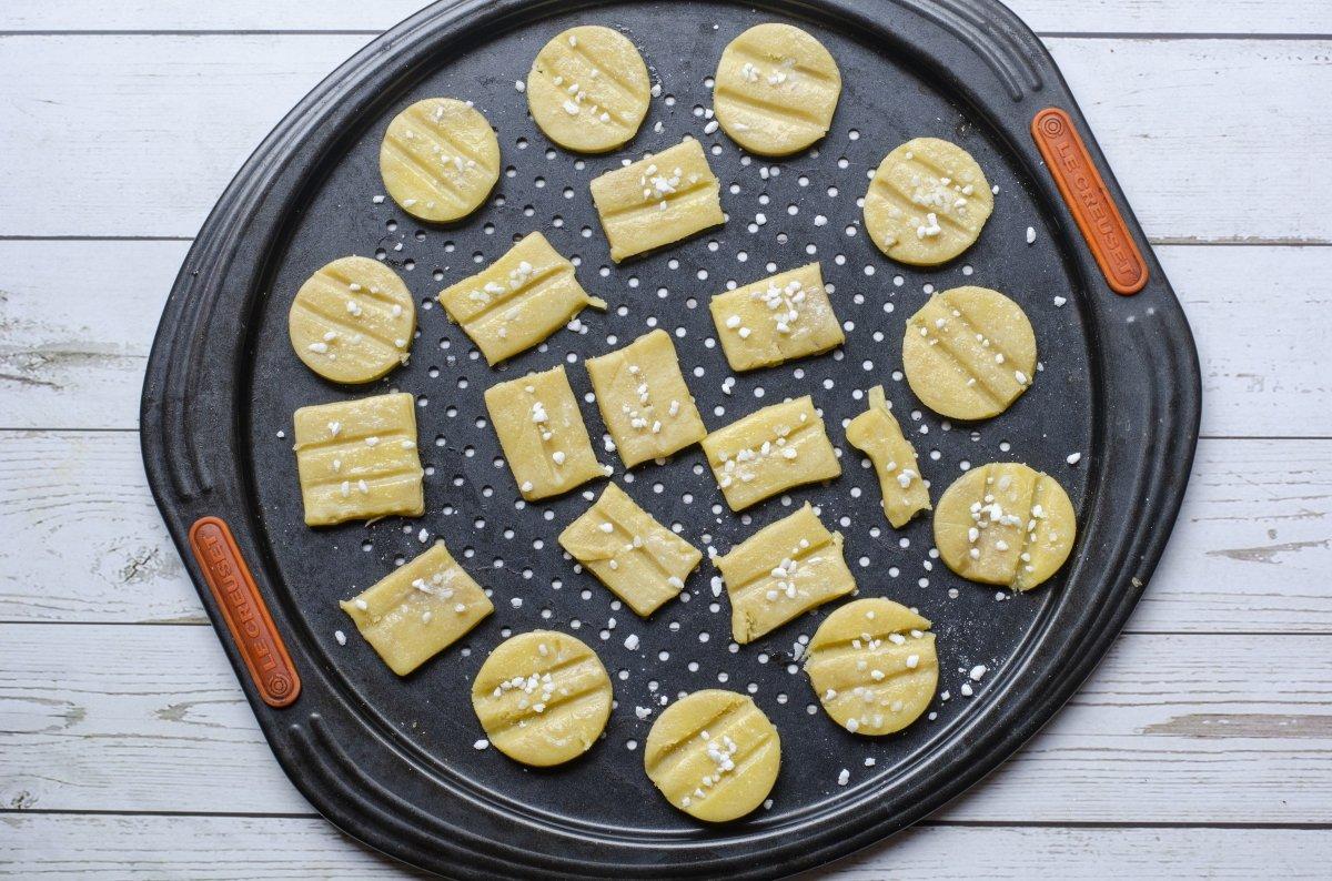 Surtido de galletas de mantequilla
