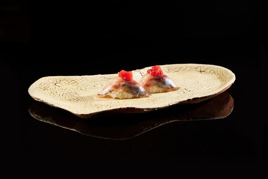 Sushi en Óvera