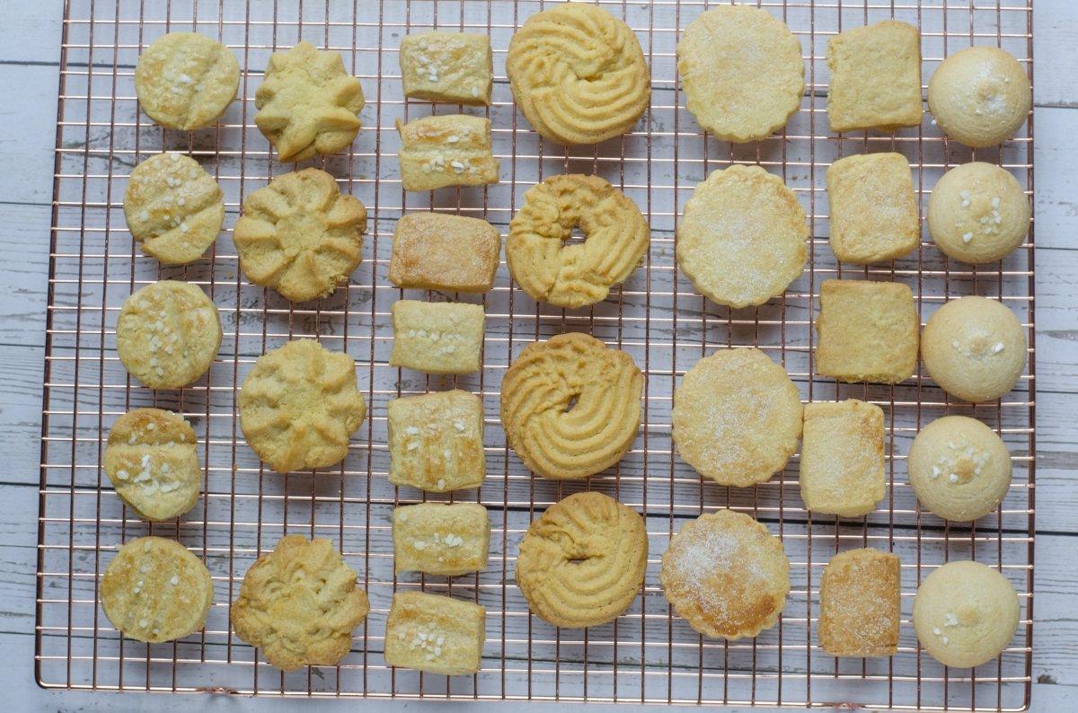 sutido de galletas e mantequilla