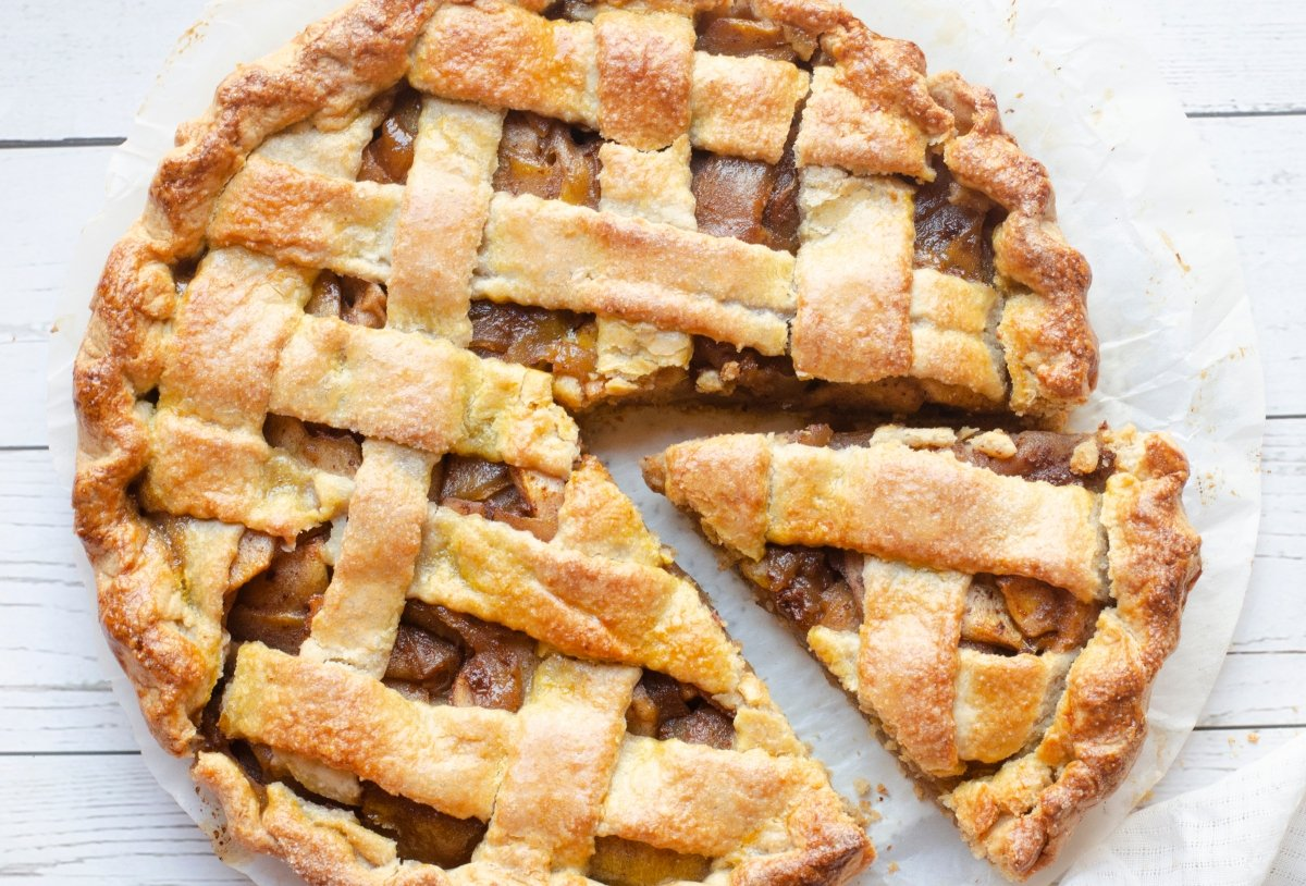 Pastel de manzana (Apple pie)