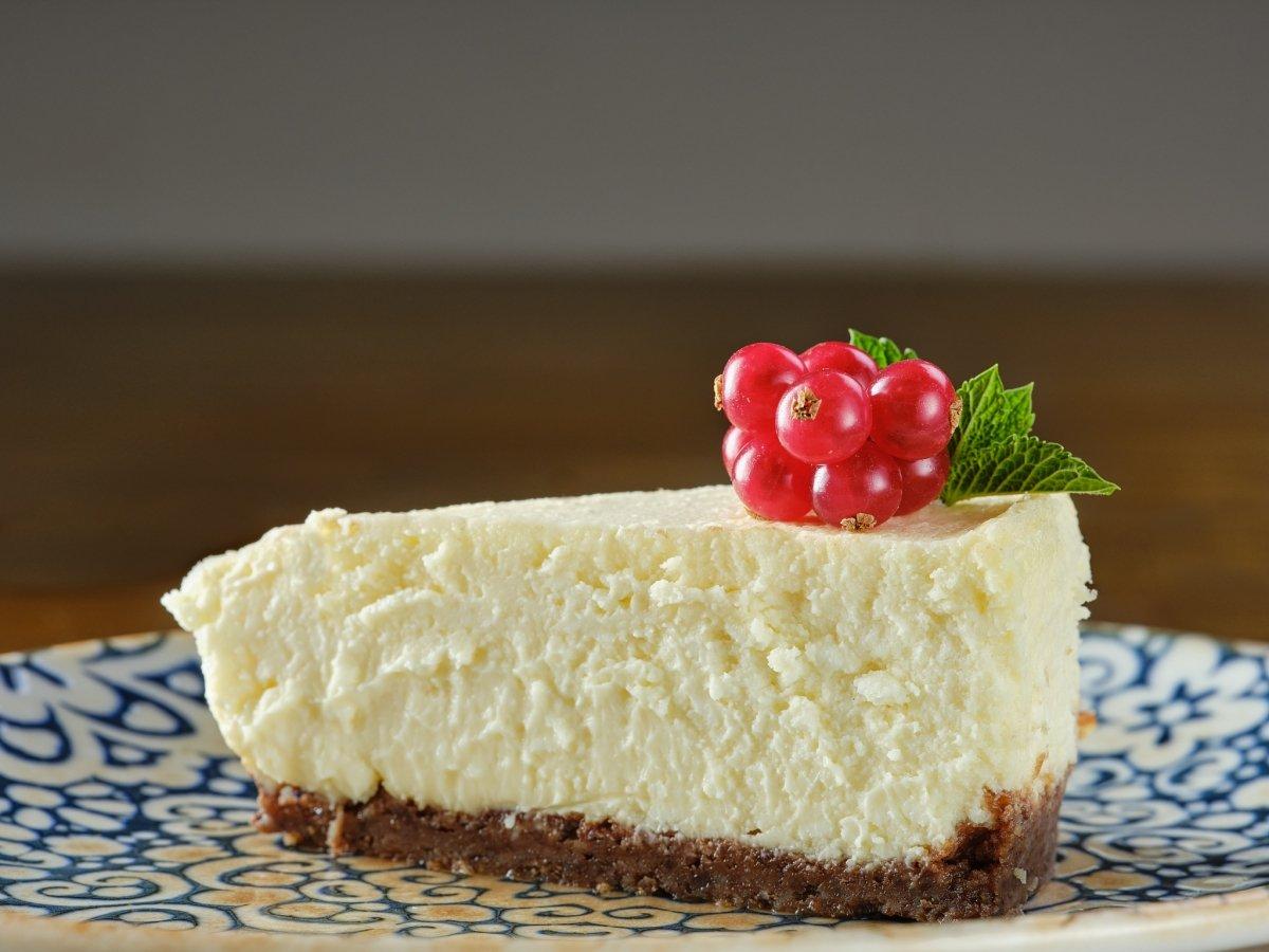tarta de queso y choco blanco
