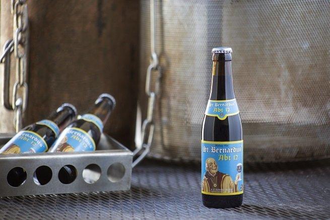 Tres botellas de St. Bernardus Abt 12