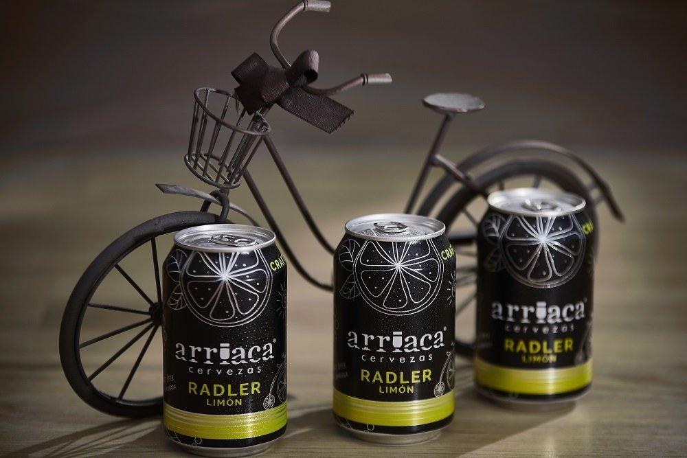 Arriaca Radler, cerveza artesanal y limonada para combatir el calor