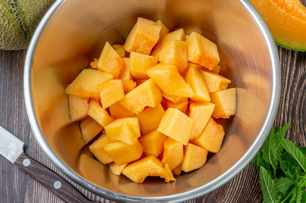 Trocear el melon