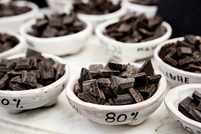 Un chocolate testigo de la historia