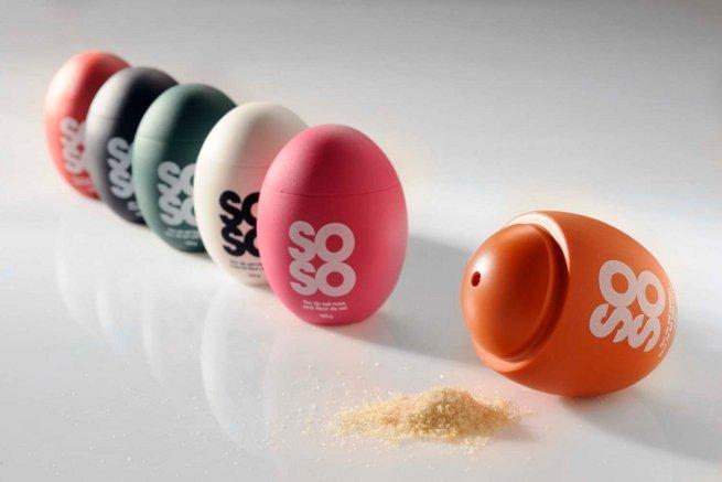 Soso Factory, cuando la sal tiene forma de huevo