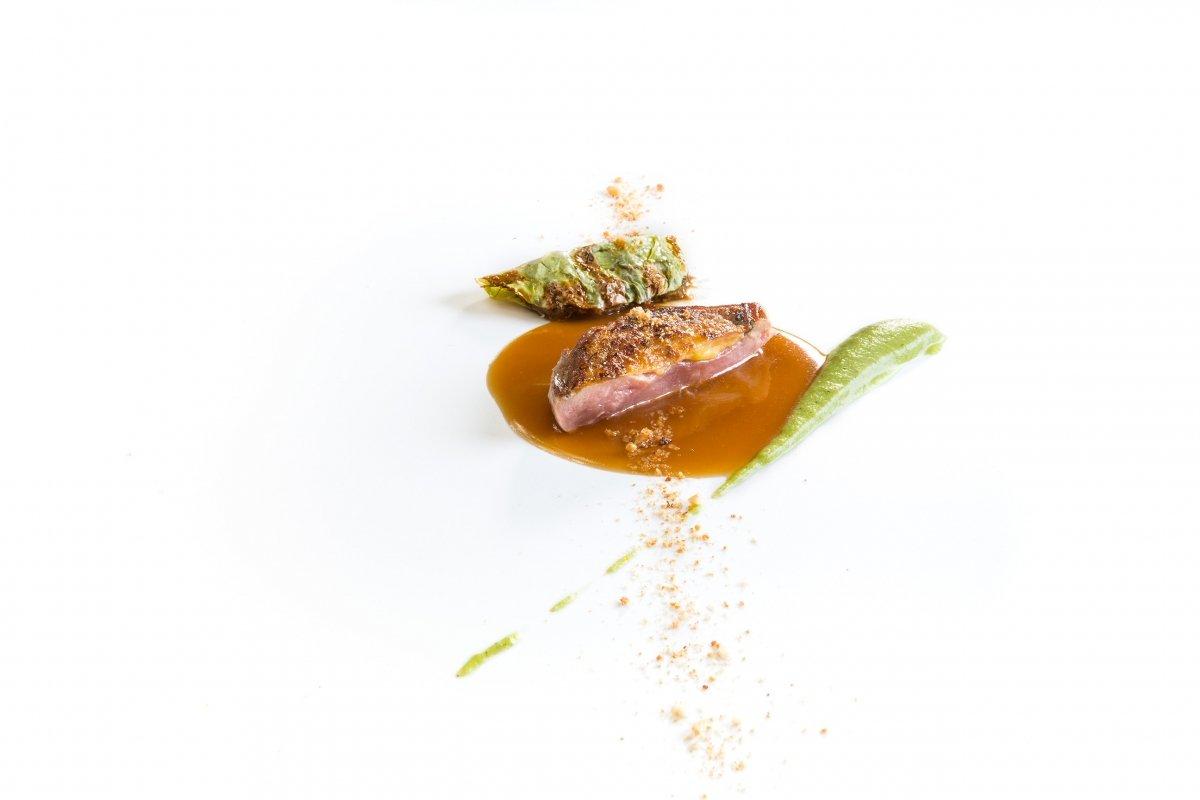 Un plato de Ikaro