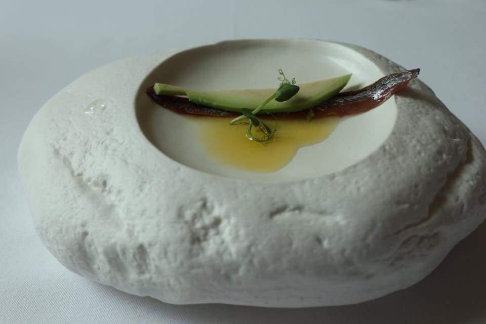 Un plato del restaurante Sambal