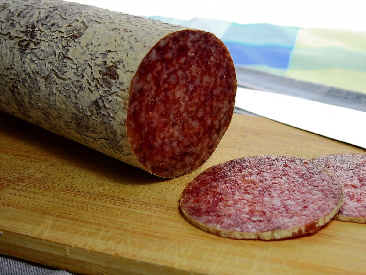 Un salami clásico