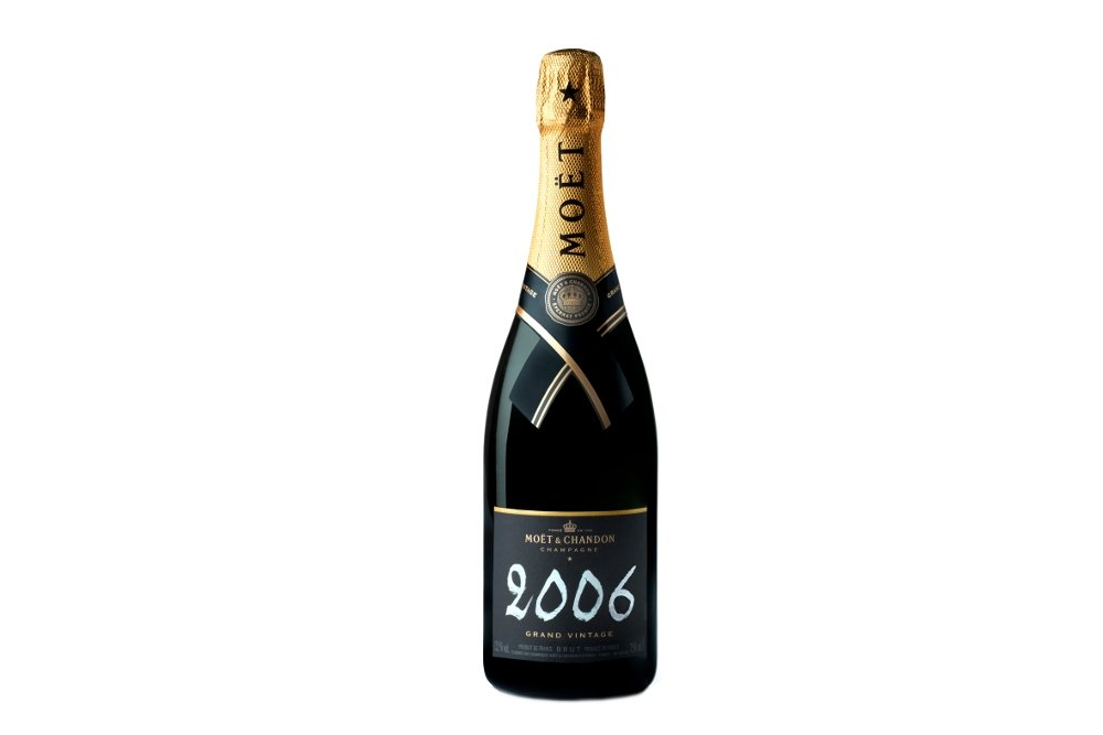 Una cosecha única para un 'champagne' único: Moët & Chandon