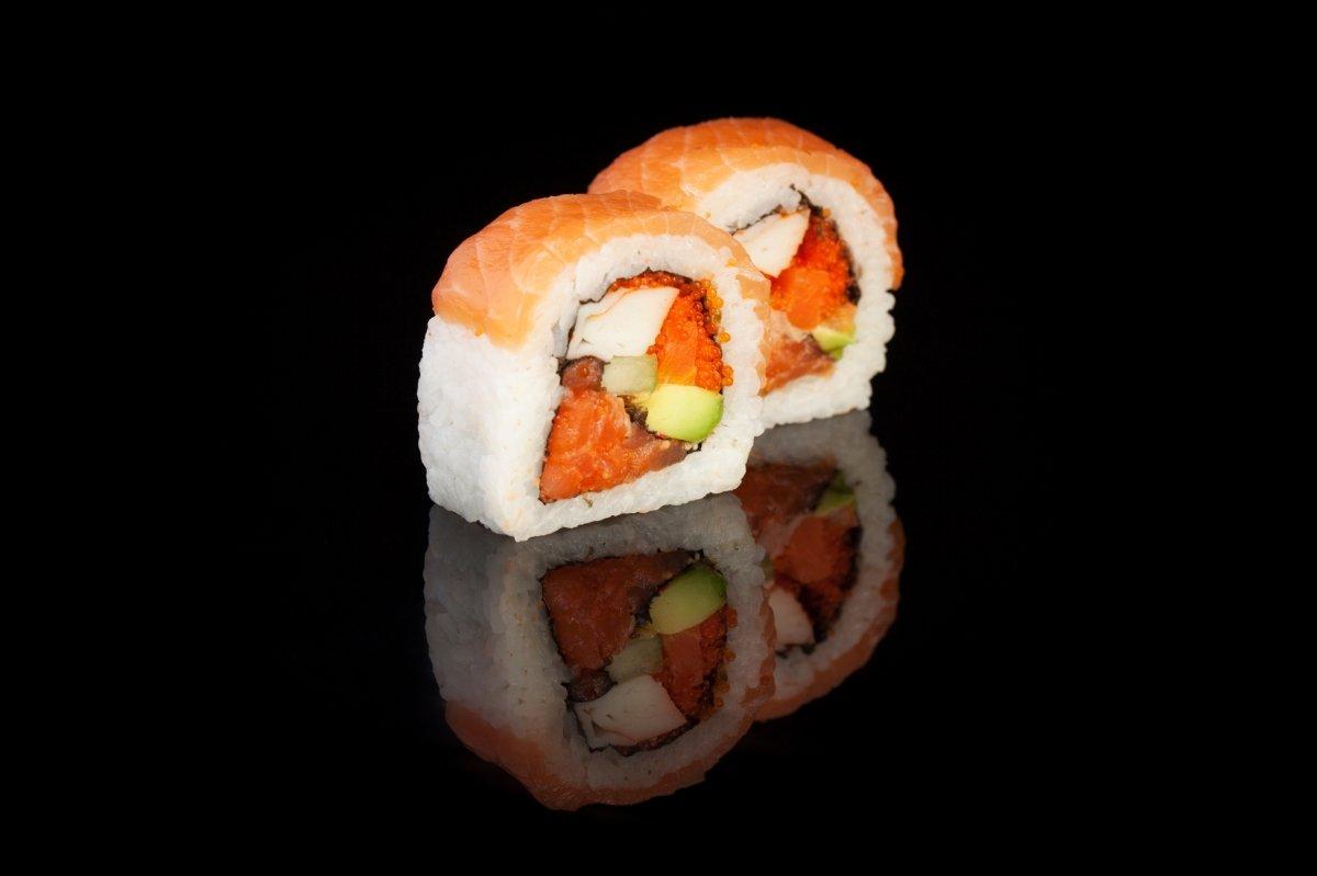 Una de las especialidades del restaurante Ta Kumi