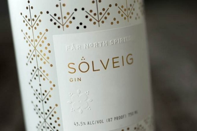 Solveig Gin, una ginebra con nombre de mujer