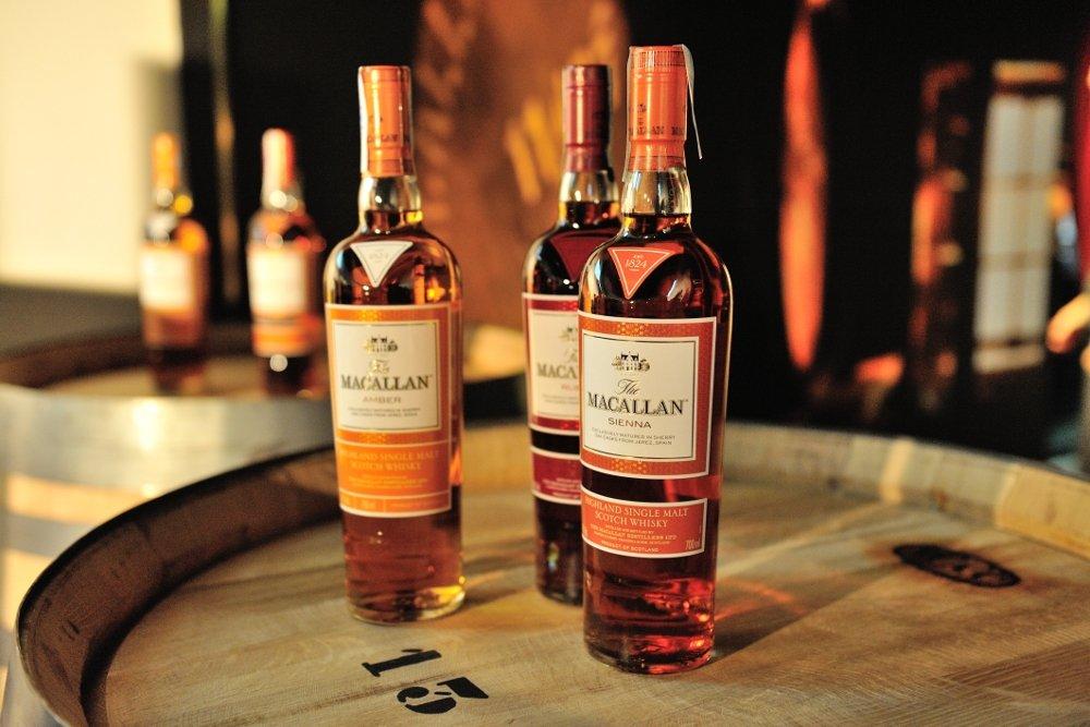 The Macallan, una historia escrita con cinco whiskies