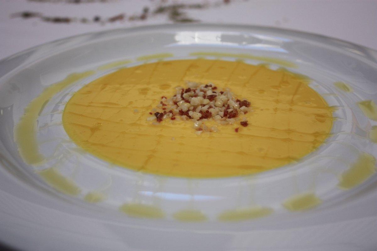 Una sopa de Arte de Tapas