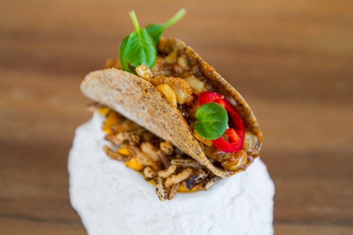 Una sorprendente elaboración del restaurante José Carlos García