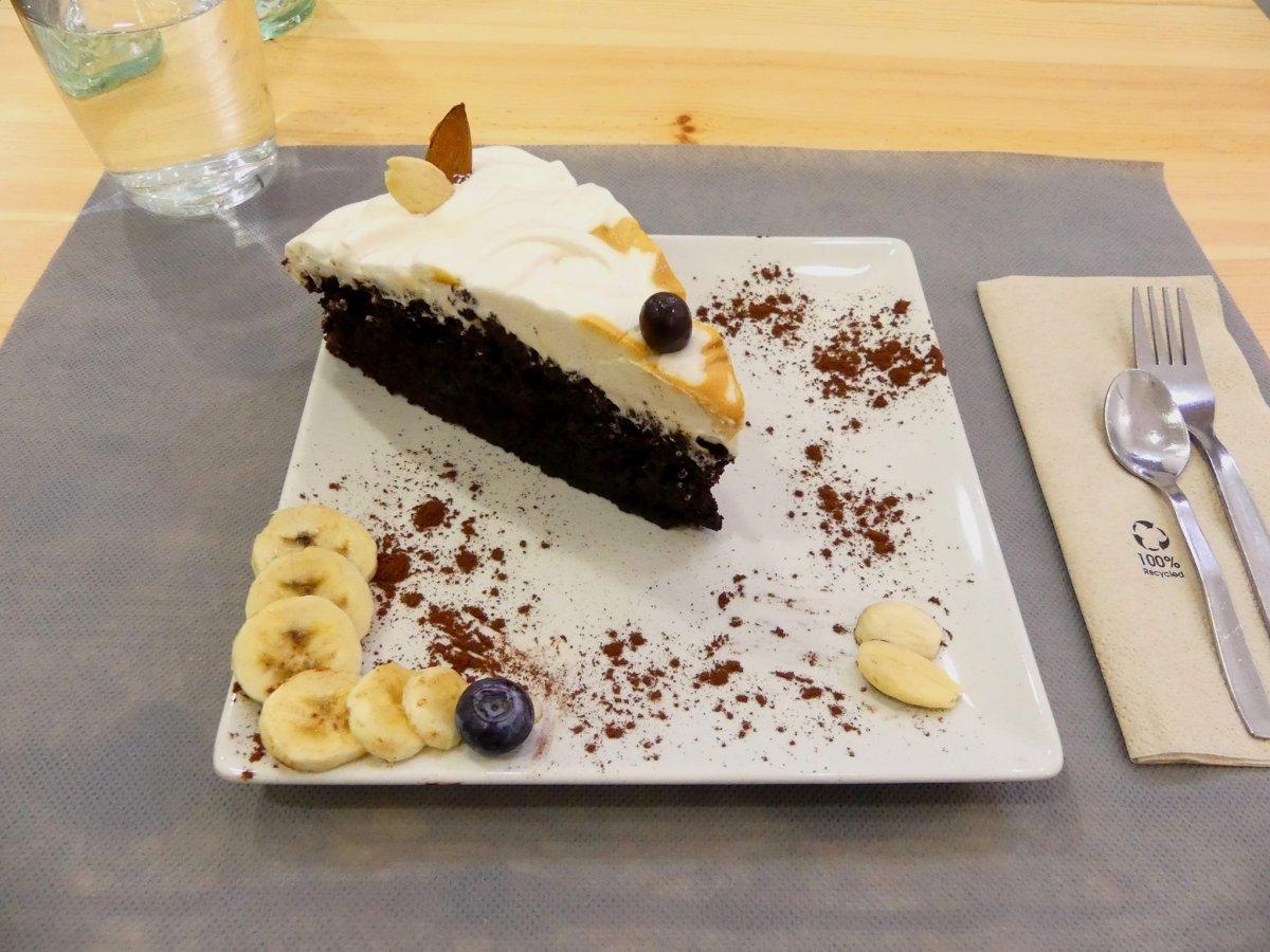 Una tarta de Cocome