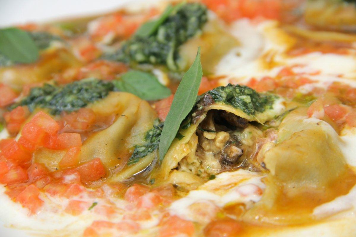 Uno de los platos del restaurante Astrid y Gastón
