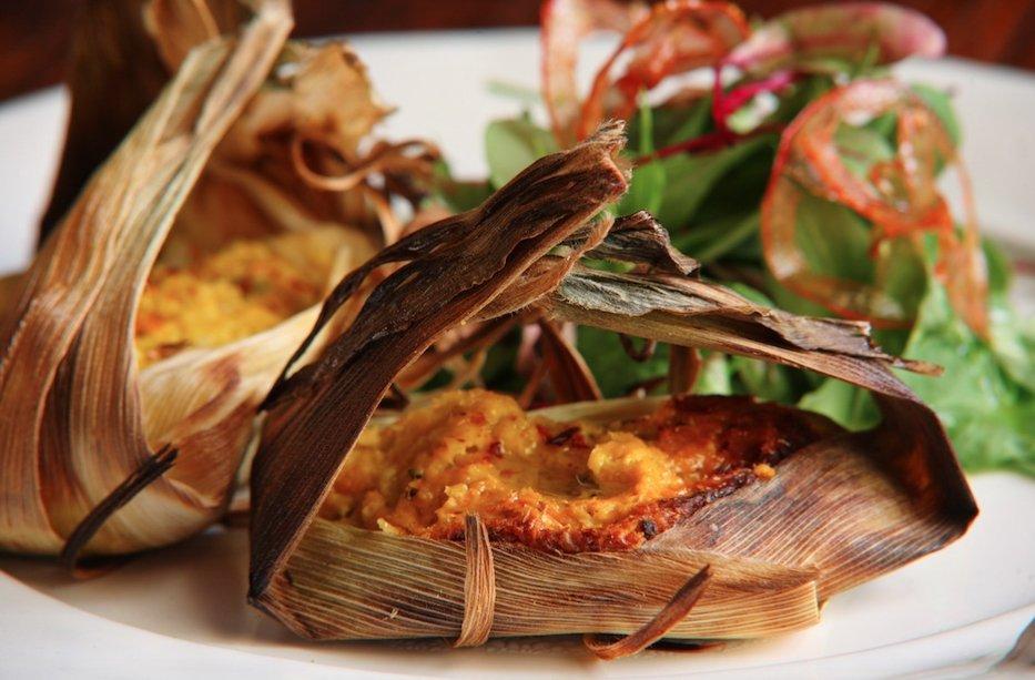 Uno de los platos del restaurante Patagonia Sur de Francis Mallmann