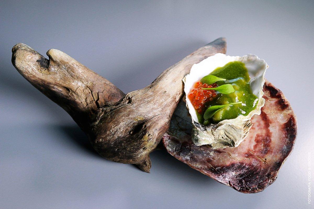 Restaurante Sollo, el reino del caviar de Diego Gallegos