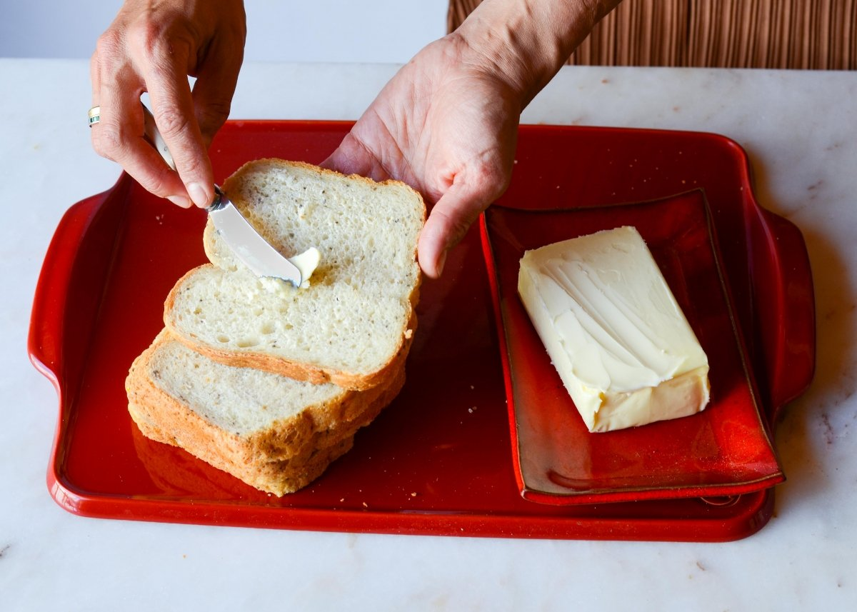 Untamos mantequilla