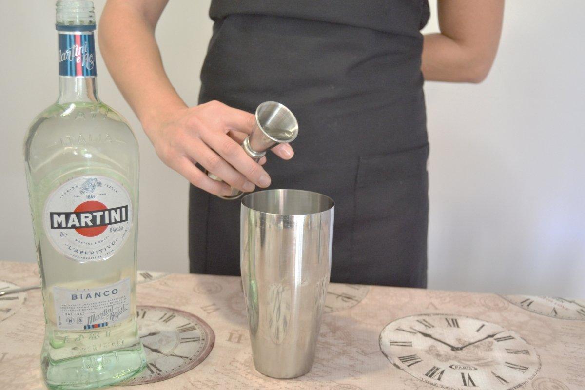 Vermouth para crear el dry martini