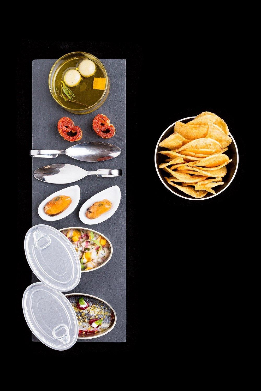 Vermut Sevilla-Barcelona del restaurante ENA by Carles Abellán